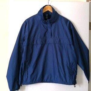 Gap windbreaker jacket size large